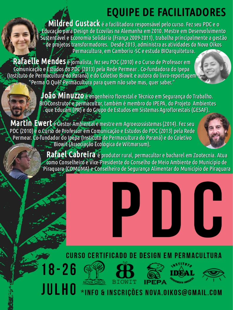 cartaz facilitadores