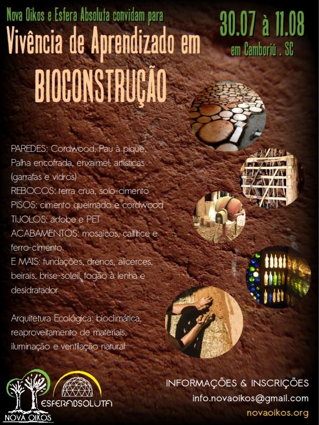 bioconstrução II